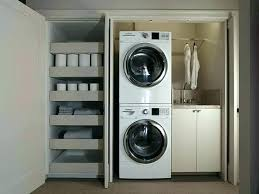 washer and dryer in master closet closet washer and dryer ideas washer dryer in master closet