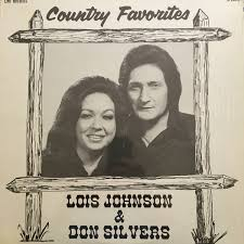 Lois Johnson & Don Silvers – Country Favorites (Vinyl) - Discogs
