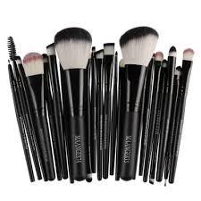 maange 22pcs foundation blush eyebrow lip makeup brushes