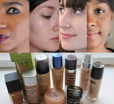 best foundation reviews collage