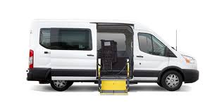 Ford Transit Van Conversions Ams Vans