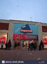 Designer Shopping Outlet York Facade Of York Designer Outlet York North Yorkshire