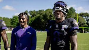 Lamar Jackson, Baltimore Ravens, NFL, AFC