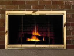 trendy design ideas portland fireplace doors 7 pictured above portland willamette premier rectangle fireplace doors model