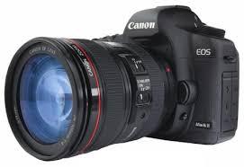 full frame dslr camera