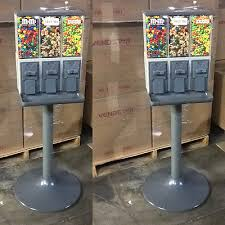 3 Head Candy Vending Machine Simple 48 NEW Vendstar 48 Vend 48 Candy Vending Machines WLocksKeys Best