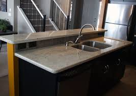 Kashmir White Granite Kitchen Kashmir White Granite