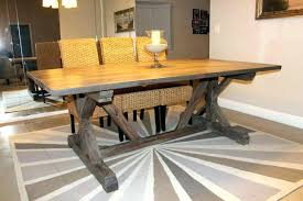 farmhouse wood dining table with bench solid and seats style kitchen large size of farm set rustic ta