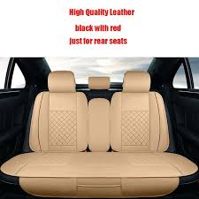 car seats leather car seat covers for toyota back cover alto swift splash accessories styling