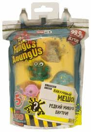 Игровой <b>набор</b> Vivid Imaginations Fungus AmungUs <b>Вакуумный</b> ...