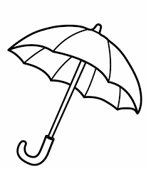 Huge collection of autumn printable colouring pages online for free. Umbrella Coloring Sheet For Kids Spring Coloring Sheets Umbrella Umbrella Coloring Page