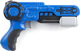 <b>Бластер Spinner Mad Одиночный</b>, синий — купить в интернет ...