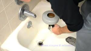 unclog bathtub drain awesome unclogging bathtub drain with bleach 9 how to unclog a unclog bathroom