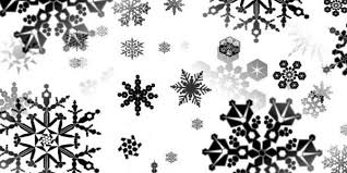black and white snowflake background. Contemporary Snowflake Snowflake Black And White Seamless Background Fill On