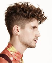 Mens Curly Hair Style 2016 mens trendy undercut hairstyles for curly hair mens 1375 by wearticles.com