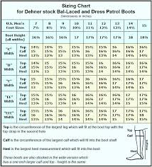 Alden Shoe Size Chart Motorcycle Boot Sizing Guide 1stmotorxstyle Org