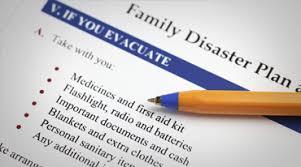 Emergency Preparedness Plan Get Healthy Stay Healthy