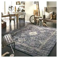 threshold area rug target rugs vintage distressed indigo the industrial 7x10 tar