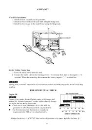duromax xpe generator owners manual 10
