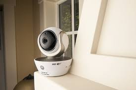 motorola focus 85. motorola focus 85 wi-fi hd home monitoring camera - white: amazon.in: improvement
