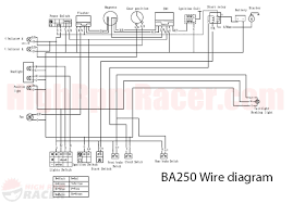 wiring diagram for baja 250cc atvs only 0 01 wiring diagram for baja 250cc atvs