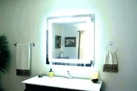 illuminated makeup mirrors wall mounted cordless lighted makeup mirror z beauty lighted vanity mirror cordless makeup