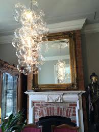 glass bubble chandelier view in gallery waterfall bubble chandelier by glass bubble chandelier glass bubble chandelier