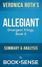 allegiant divergent trilogy book 3 by veronica roth summary ysis other editions enlarge cover