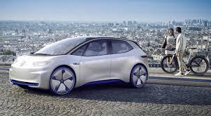 Meet the VW ID electric car: 300-plus mile range in 2020, self ...