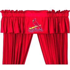 st louis cardinals bedding bedroom decor bed in a bag full size colors crib set