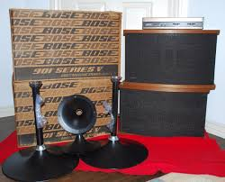 bose 901 series v speakers stands active v equalizer bose 901 series v speakers stands active v equalizer original boxes what s it worth