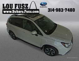 2018 subaru minivan. contemporary 2018 s18063  2018 subaru forester 25i premium crystal white pearl lou fusz with subaru minivan