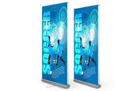 Retractable Display Stands DoubleSided Retractable Banner Stands Banner Stands IMAGERS 32