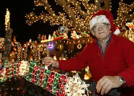 When Was The Great Christmas Light Fight Filmed Novato Home To Be Featured On The Great Christmas Light
