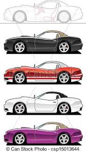 No - Illustration simple Of Gradient Gradients Only Vector Car Replica Sports Mesh