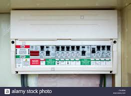 main fuse stock photos main fuse stock images alamy fusebox circuit breakers stock image