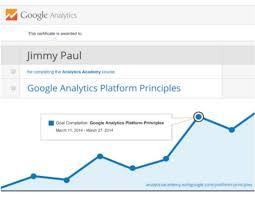 Resume Education Jimmy Paul