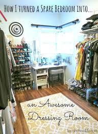 convert bedroom to closet best spare bedroom closets ideas on glam closet convert bedroom walk in