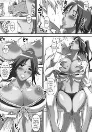 English bleach hentai manga