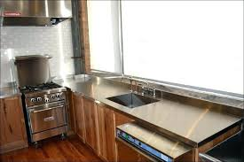 adorable stainless steel countertops ikea for stainless steel countertops ikea butcher block