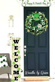 magnetic wreath hanger srm home depot for storm door