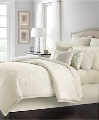 Martha Stewart Bedroom Furniture Martha Stewart Collection Juliette Ivory 14 Pc Comforter Sets
