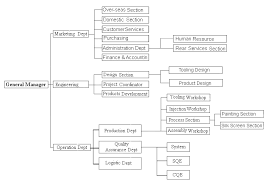 Ipe Organization Chart