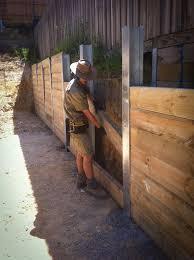 diy timber sleeper retaining wall ideas