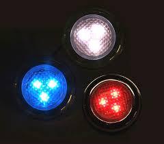 round led accent light