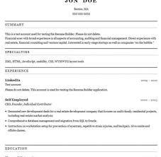 Job Resume Maker Best Free Resume Builder Inspirational Builders Line Online No 81