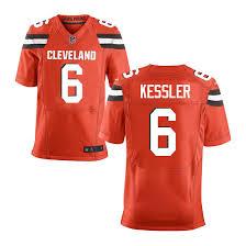 Elite Browns Cody Nike Orange 6 Jersey Alternate - Kessler No Cleveland aeafeaaeaadef At Tampa Bay (Oct