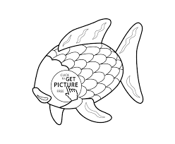 Coloring Book Sea Animals Valid Fish Sea Animals Coloring Pages For