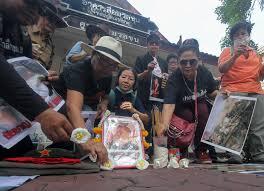 ภรรยา 'สุรชัย แซ่ด่าน' ร้อง ผบ.ตร.ทวงความคืบหน้า คดีสามีถูกอุ้มหาย กว่า 10  เดือนแล้ว | ประชาไท Prachatai.com