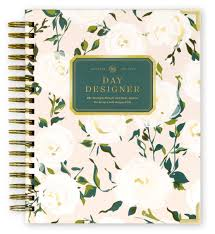 Day Designer Academic 2019 Academic Year 2019 2020 Weekly Planner Coming Up Roses